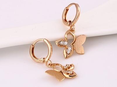 Dekorativ-viragos-rozsa-arany-fulbevalo
