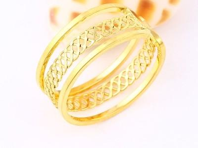 aranyozott gyűrű mikor
